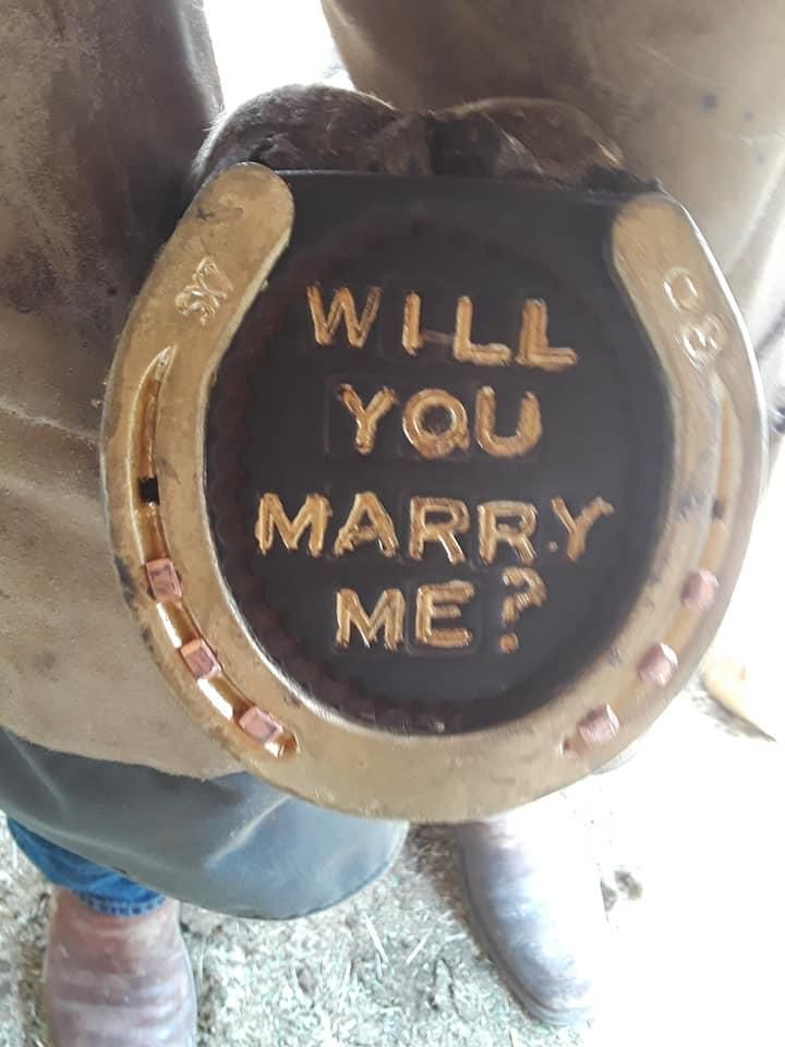 Cowgirl Proposal