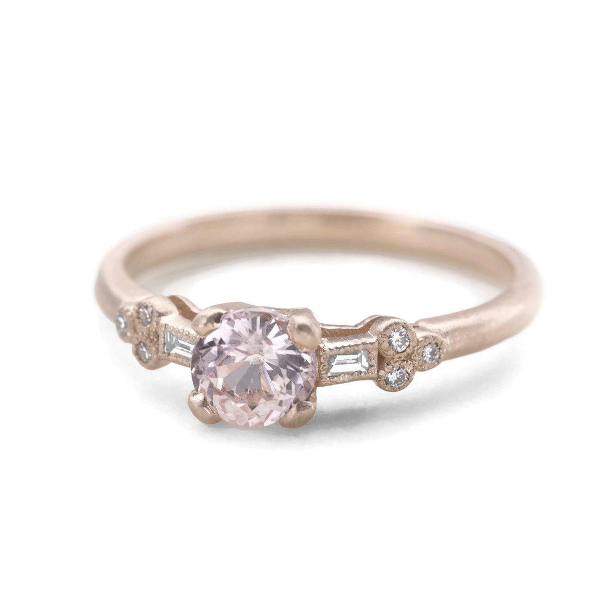 Norah Mae Dainty Diamond Ring