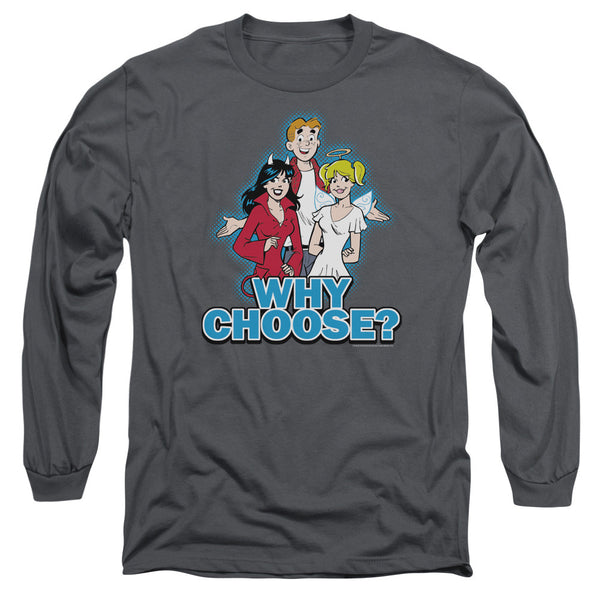 Archie Comics: Why Choose Long Sleeve T-Shirt - NerdArmor.com