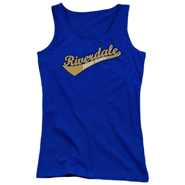 Archie Comics: Riverdale High School Junior Tank Top - NerdArmor.com