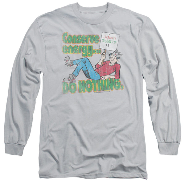 Archie Comics: Conserve Energy Long Sleeve T-Shirt - NerdArmor.com
