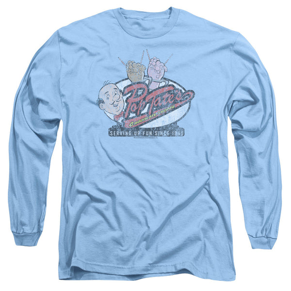 Archie Comics: Pop Tate's Long Sleeve T-Shirt - NerdArmor.com