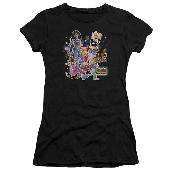 Archie Comics: Pussycats Rock Junior T-Shirt - NerdArmor.com