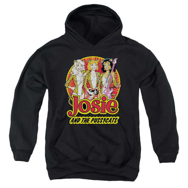 Archie Comics: Power Trio Youth Hoodie - NerdArmor.com