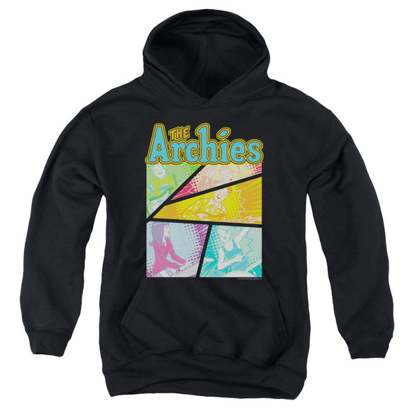 Archie Comics: The Archies Colored Youth Hoodie - NerdArmor.com