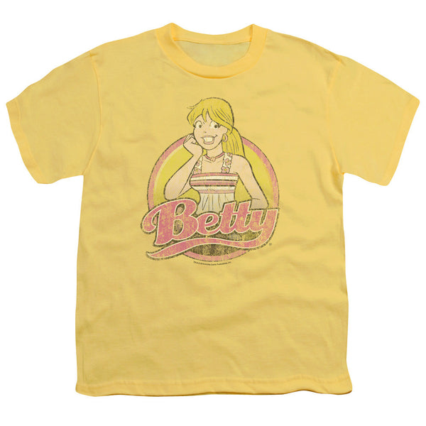 Archie Comics: Betty Distressed Youth T-Shirt - NerdArmor.com