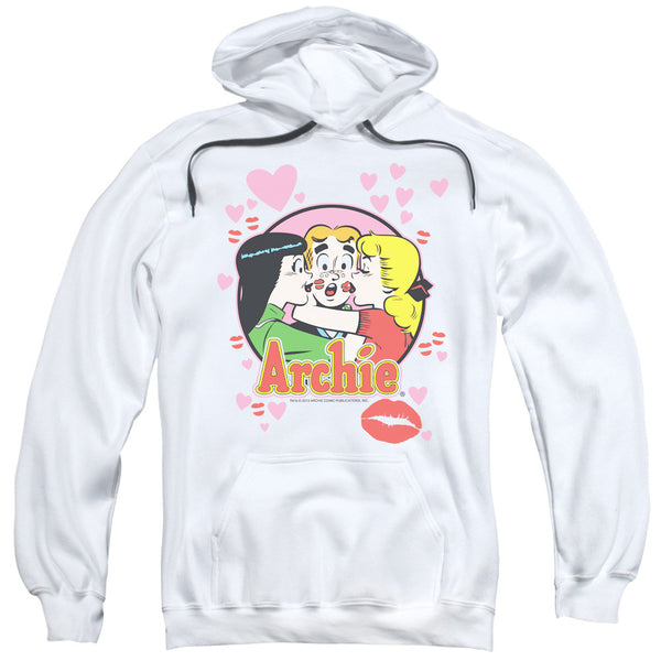 Archie Comics: Kisses For Archie Hoodie - NerdArmor.com
