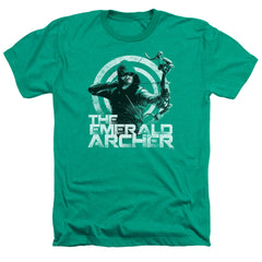 Arrow: Archer Heather T-Shirt - NerdArmor.com