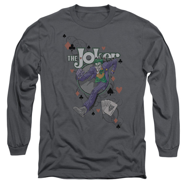 Batman: Always A Joker Long Sleeve T-Shirt - NerdArmor.com