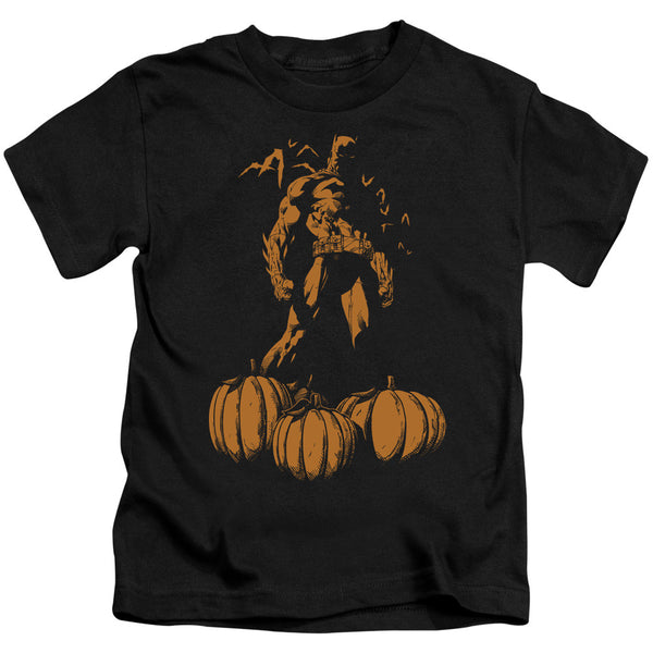 Batman: A Bat Among Pumpkins Juvy T-Shirt - NerdArmor.com