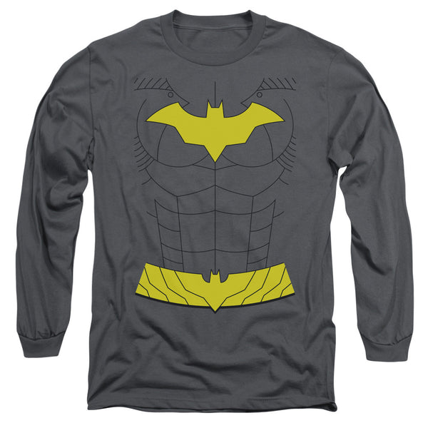 Batgirl: New Batgirl Uniform Long Sleeve T-Shirt - NerdArmor.com