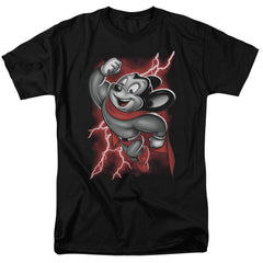 Mighty Mouse: Mighty Storm T-Shirt - NerdArmor.com