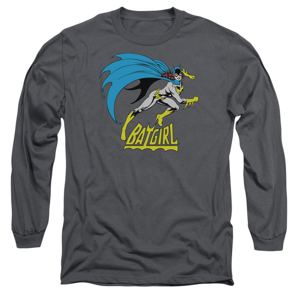 Batgirl: Batgirl Is Hot Long Sleeve T-Shirt - NerdArmor.com