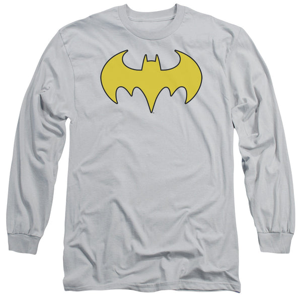 Batgirl: Bat Girl Logo Long Sleeve T-Shirt - NerdArmor.com