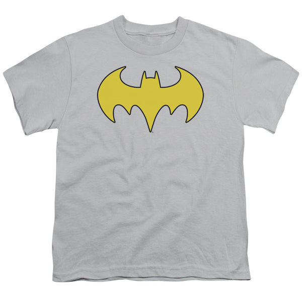 Batgirl: Bat Girl Logo Youth T-Shirt - NerdArmor.com