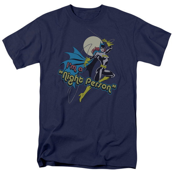 Batgirl: Night Person T-Shirt - NerdArmor.com