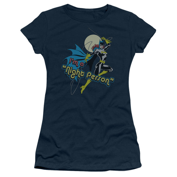 Batgirl: Night Person Junior T-Shirt - NerdArmor.com
