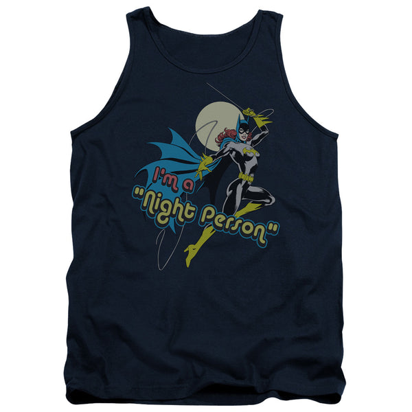 Batgirl: Night Person Tank Top - NerdArmor.com