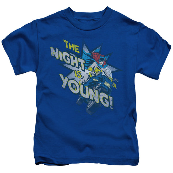 Batgirl: The Night Is Young Juvy T-Shirt - NerdArmor.com