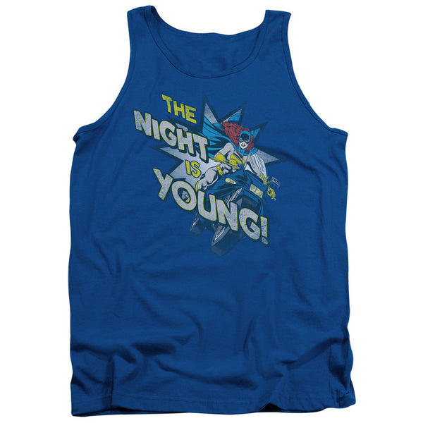 Batgirl: The Night Is Young Tank Top - NerdArmor.com