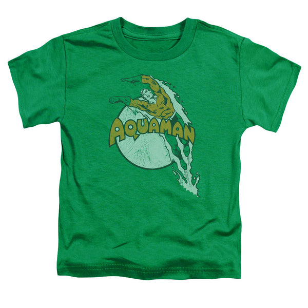 Aquaman: Splash Toddler T-Shirt - NerdArmor.com