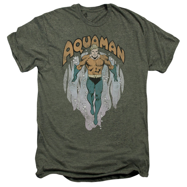 Aquaman: From The Depths Premium T-Shirt - NerdArmor.com