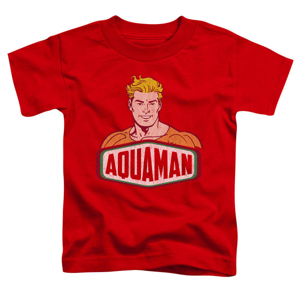 Aquaman: Aquaman Sign Toddler T-Shirt - NerdArmor.com