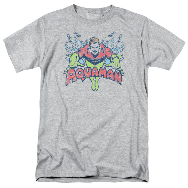 Aquaman: Splish Splash T-Shirt - NerdArmor.com