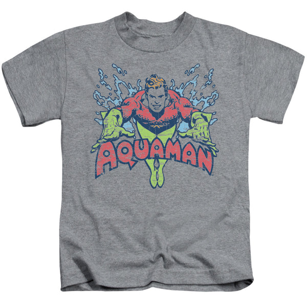 Aquaman: Splish Splash Juvy T-Shirt - NerdArmor.com