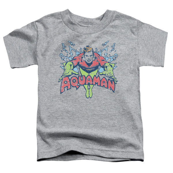 Aquaman: Splish Splash Toddler T-Shirt - NerdArmor.com