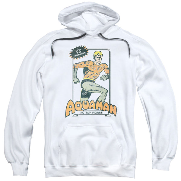 Aquaman: AM Action Figure Hoodie - NerdArmor.com