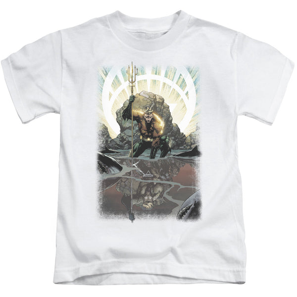 Aquaman: Brightest Day Aquaman Juvy T-Shirt - NerdArmor.com
