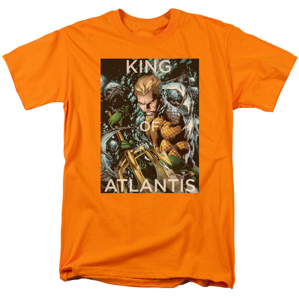Aquaman: King Of Atlantis T-Shirt - NerdArmor.com