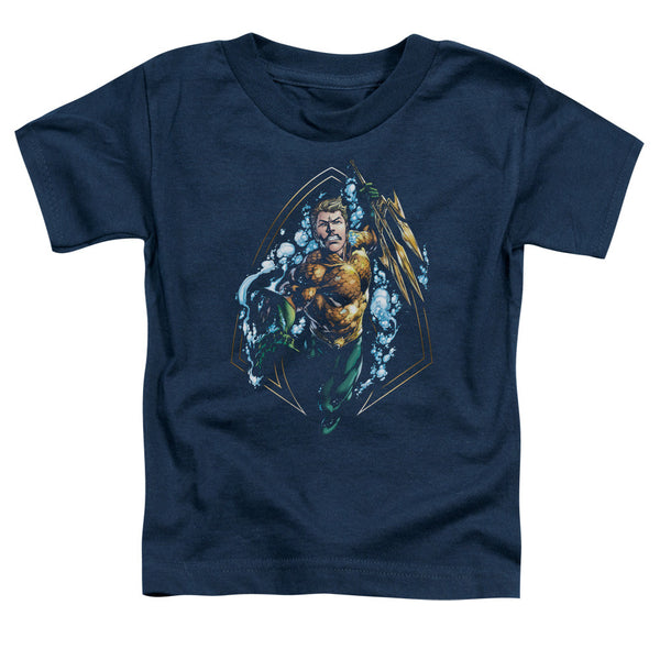 Aquaman: Thrashing Toddler T-Shirt - NerdArmor.com