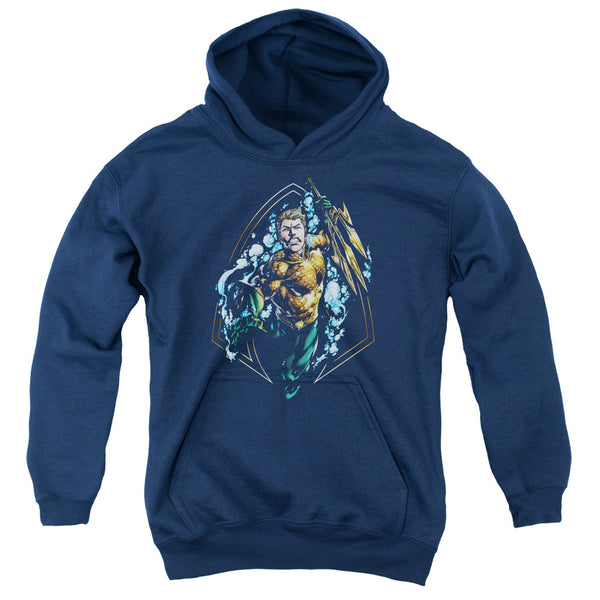 Aquaman: Thrashing Youth Hoodie - NerdArmor.com