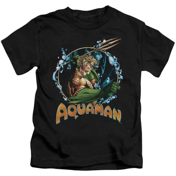 Aquaman: Ruler Of The Seas Juvy T-Shirt - NerdArmor.com