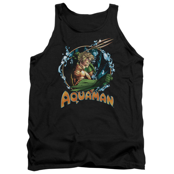 Aquaman: Ruler Of The Seas Tank Top - NerdArmor.com