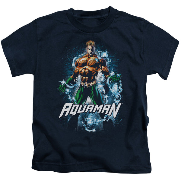 Aquaman: Water Powers Juvy T-Shirt - NerdArmor.com