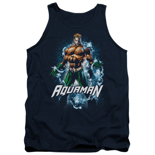 Aquaman: Water Powers Tank Top - NerdArmor.com