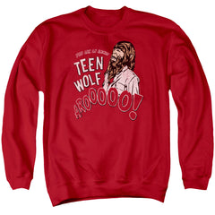 Teen Wolf: Animal Crewneck Sweatshirt - NerdArmor.com