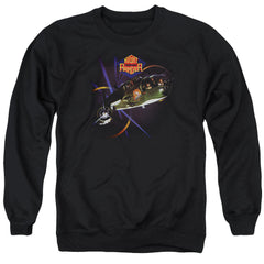 Night Ranger: 7 Wishes Crewneck Sweatshirt - NerdArmor.com