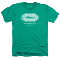 Tommy Boy: Callahan Auto Heather T-Shirt - NerdArmor.com
