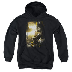 Power Rangers: Yellow Zord Poster Youth Hoodie - NerdArmor.com