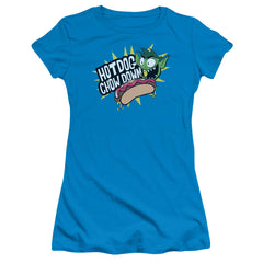 Teen Titans Go!: Chowdown Junior T-Shirt - NerdArmor.com