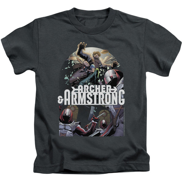 Archer & Armstrong: Dropping In Juvy T-Shirt - NerdArmor.com