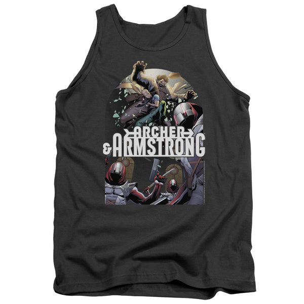 Archer & Armstrong: Dropping In Tank Top - NerdArmor.com