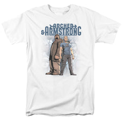 Archer & Armstrong: Two Against All T-Shirt - NerdArmor.com