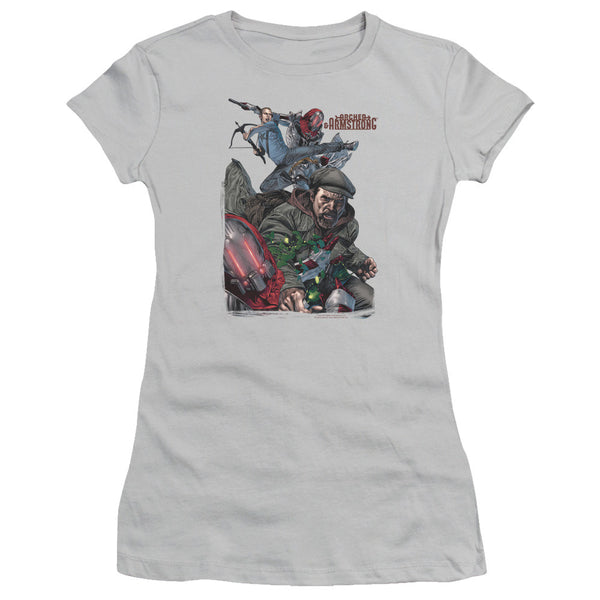 Archer & Armstrong: Bottle Smash Junior T-Shirt - NerdArmor.com