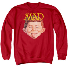 Mad Magazine: Absolutely Mad Crewneck Sweatshirt - NerdArmor.com