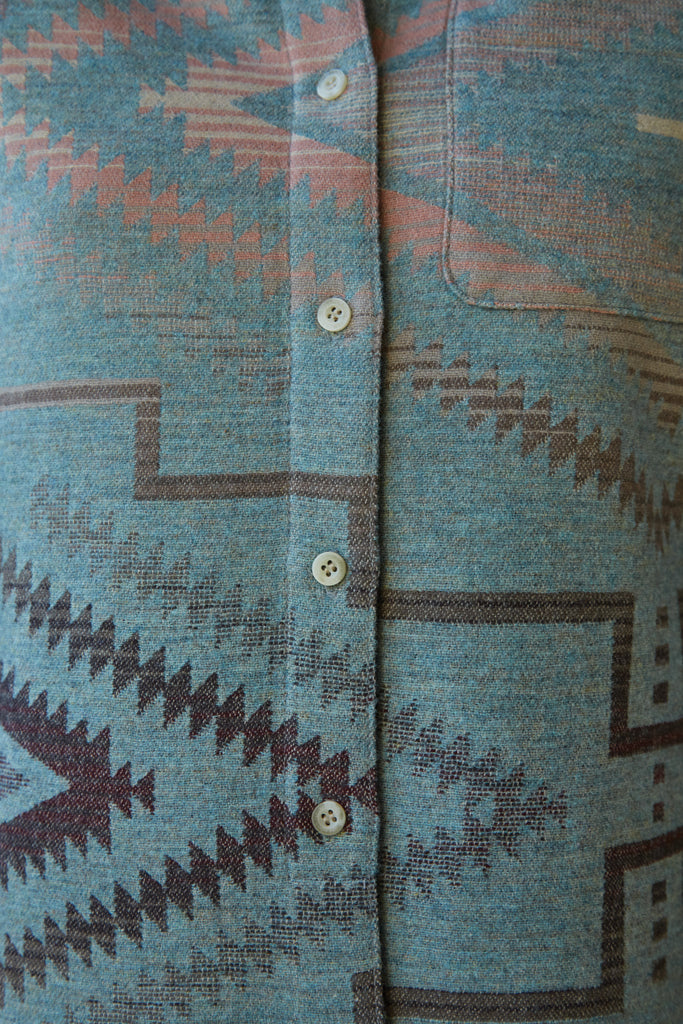 Jacquard Lodge Shirt